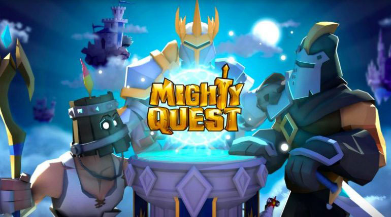 The Mighty Quest for Epic Loot Ạpk