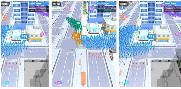Crowd City Mod Apk V1.3.8