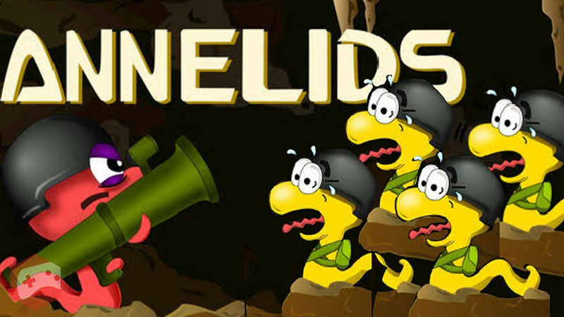 Annelids Online battle Mod Apk (Mod Money)