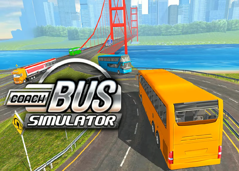 Coach Bus Driving Simulator 2018 Mod Apk