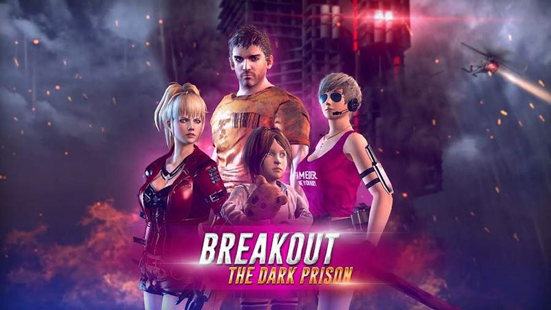 Dark Prison Mod Apk - Unlimited Money