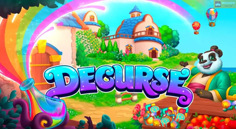Decurse A New Magic Farming Game Mod Apk