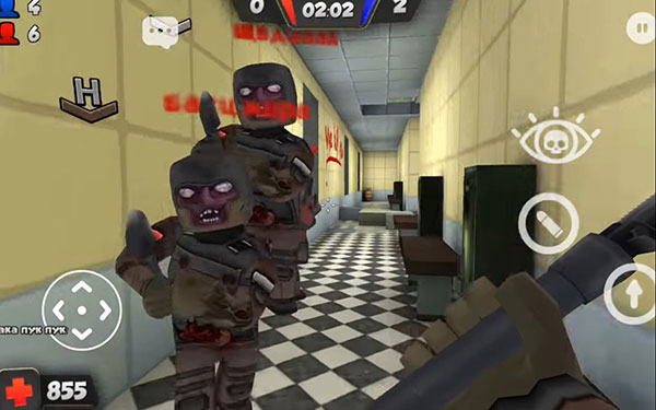 Hide From Zombies Online Mod Apk v0.99.2