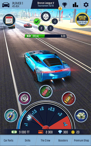 Idle Racing Go Mod Apk (Unlimited Money)