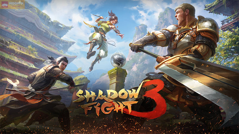 Shadow Fight 3 Mod Apk v1.19.2
