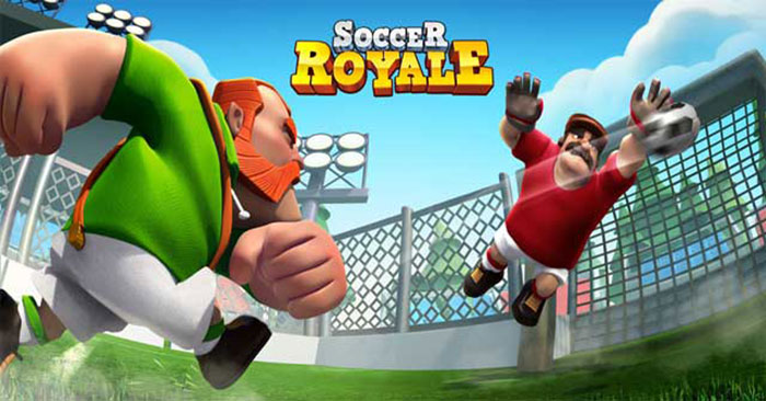 Soccer Royale Stars of Football Clash Mod Apk v1.4.7