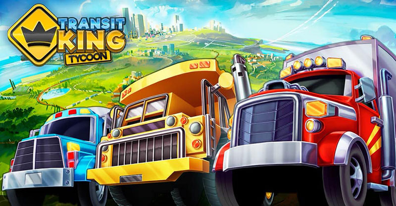 Transit King Tycoon Mod Apk (Unlimited Money)