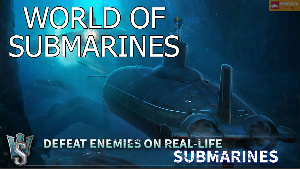 World of Submarines Mod Apk V1.5.2
