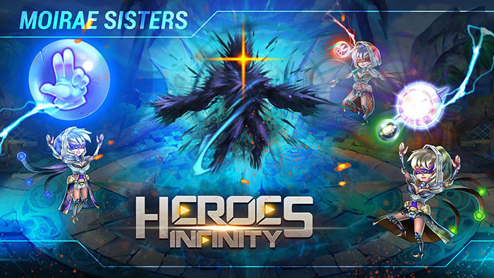 Heroes Infinity Mod Apk (Unlimited Money)