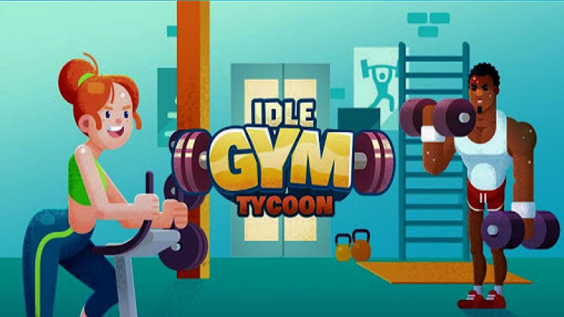 Idle Fitness Gym Tycoon Mod Apk (Unlimited Money)