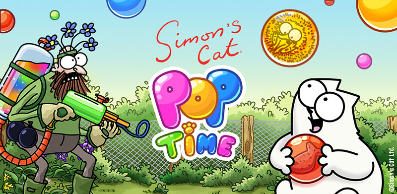 Simon's Cat Pop Time Mod Apk (Unlimited Money)