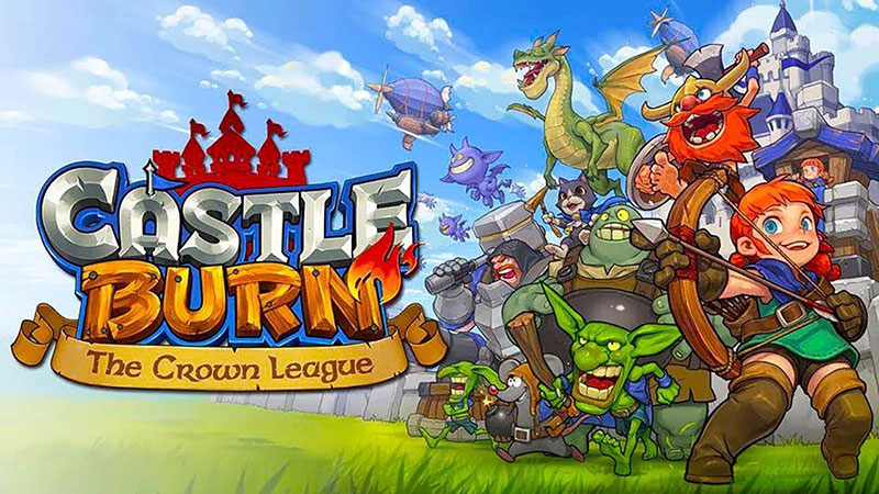 Castle Burn RTS Revolution Mod Apk