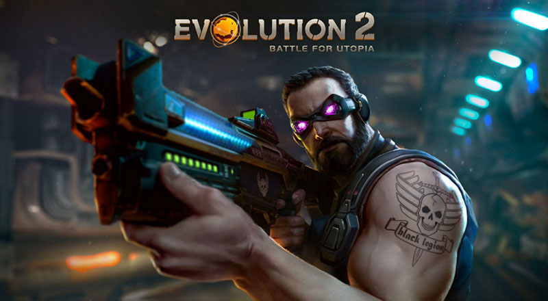 Evolution 2 Battle for Utopia Mod Apk