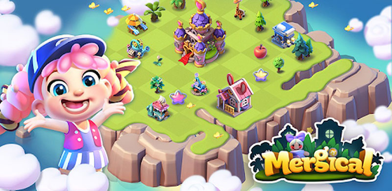 Mergical Mod Apk (Unlimited Money)