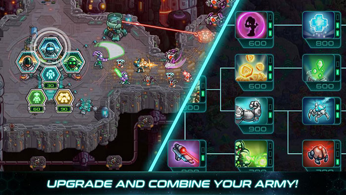 Iron Marines Mod Apk (Unlimited Money)