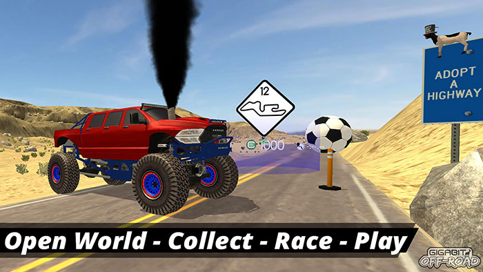 Gigabit Off-Road Mod Apk
