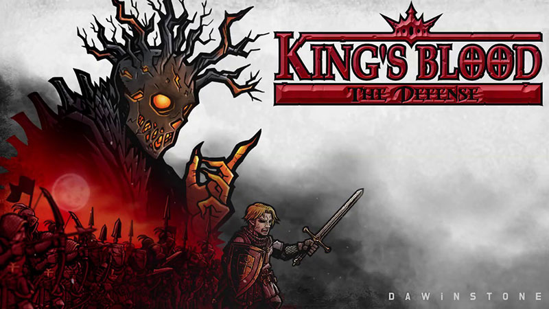 King's Blood The Defense Mod Apk