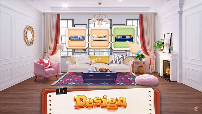 My Home Design Dreams Mod Apk