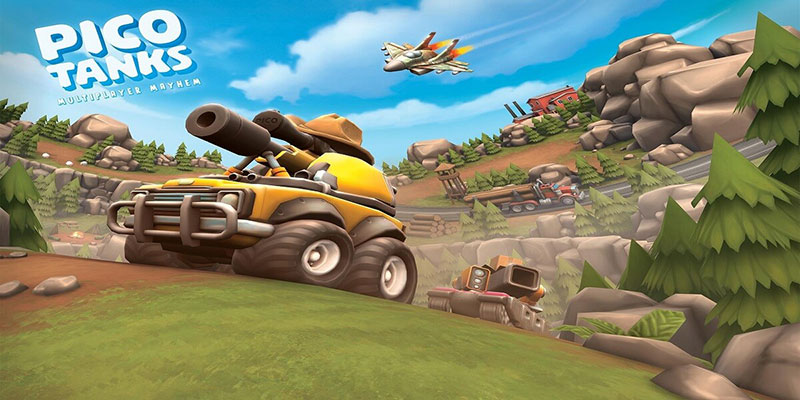 Pico Tanks Multiplayer Mayhem Mod Apk