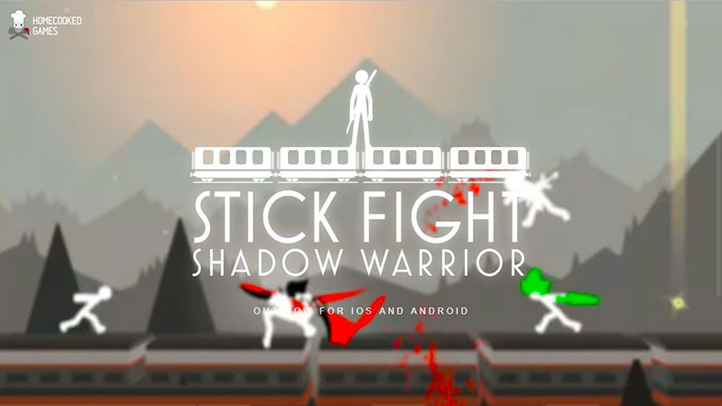 Stick Fight Shadow Warrior Mod Apk
