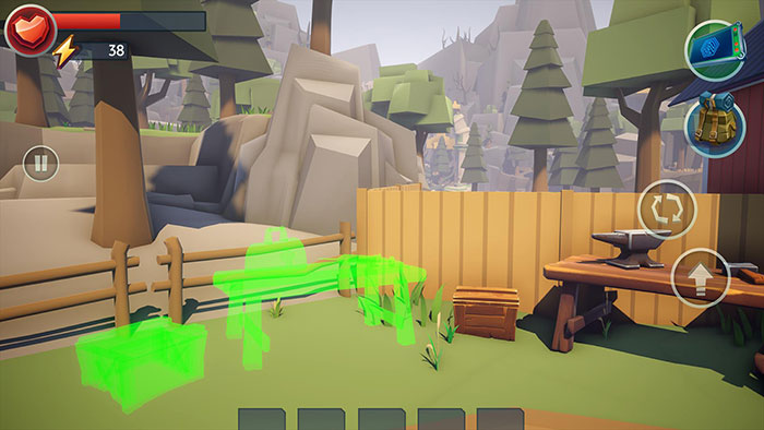 Tegra Crafting and Building Mod Apk