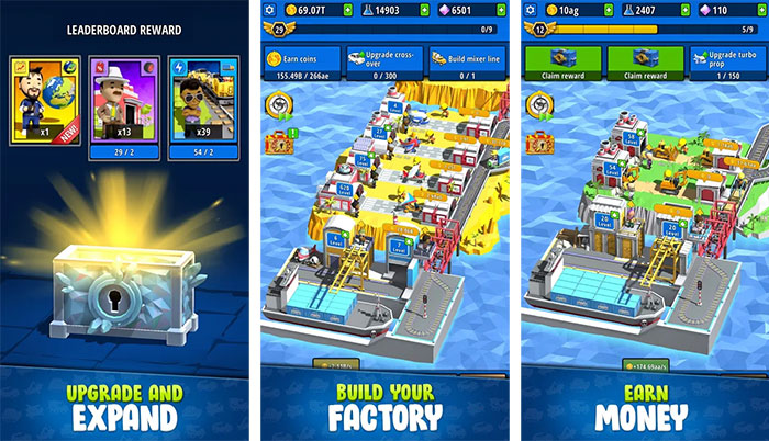 Idle Inventor Factory Tycoon Mod Apk
