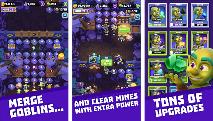 Gold and Goblins Mod Apk